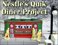 Click to see the same project but using a Nestles container for the form.