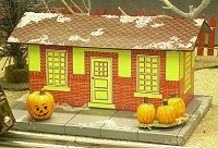 click to see the Jeckyll Park Station, a seasonal twist on a tinplate classic.