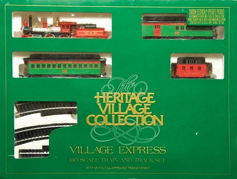 NEVER REMOVED FROM BOX Dept 56® VILLAGE EXPRESS TRAIN BRAND NEW